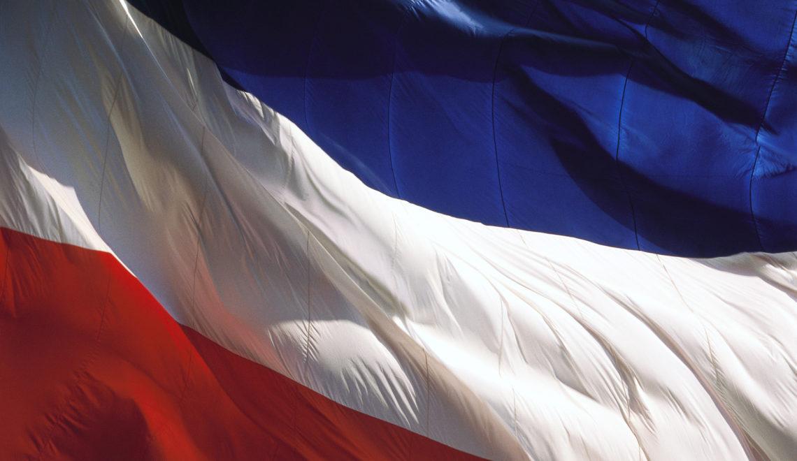French flag language learning